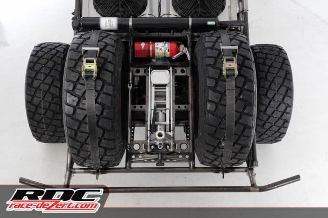 Camburg Engineering Kinetic 6100 Truck