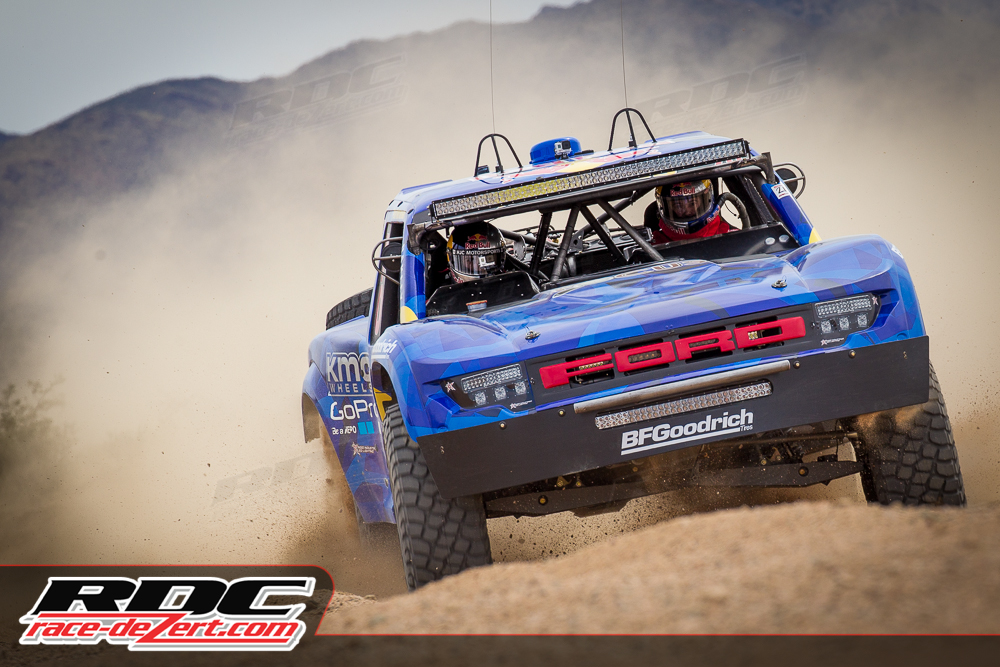 Bryce Menzies at the 2014 Mint 400