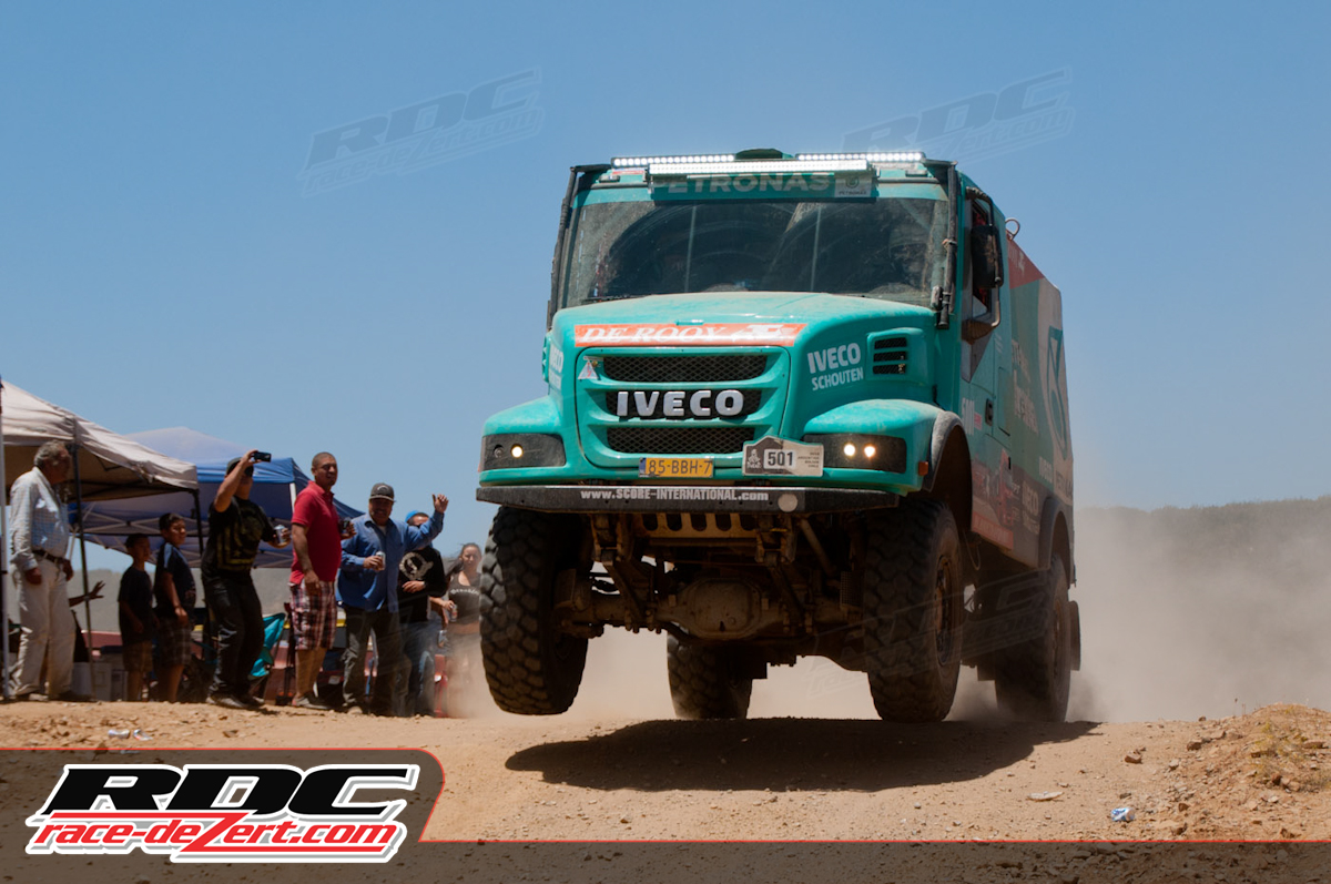 Gerard de Rooy Baja 1000