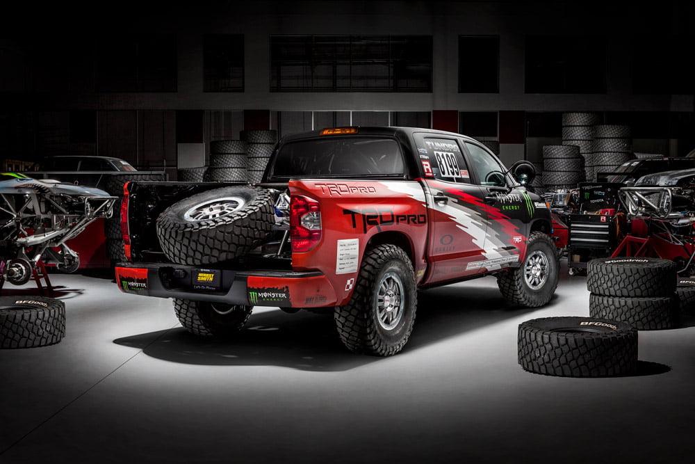 2015 Tundra TRD Pro Series Racing the Baja 1000