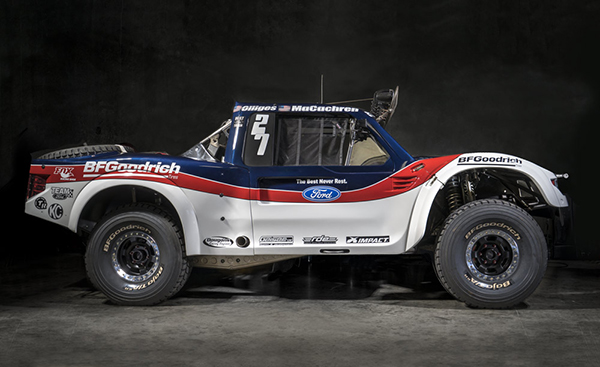 Rough Riders Trophy Truck