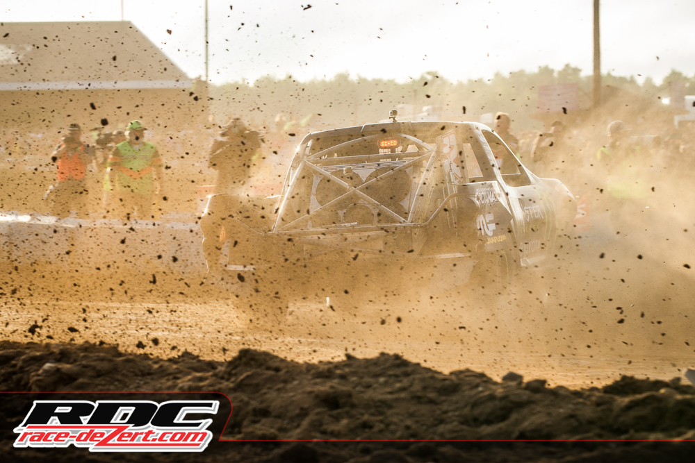 Racing in Crandon is something very unique and special.