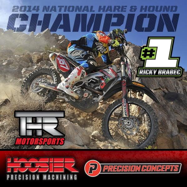 Brabec Champion