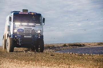 Ayrat Maardeev Red Bull Dakar PR