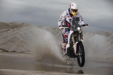 Kuba Pryzgonski Red Bull Dakar PR