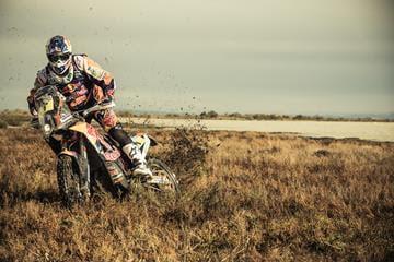 Marc Coma Red Bull Dakar PR