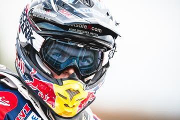 Matthias Walkner Red Bull Dakar PR