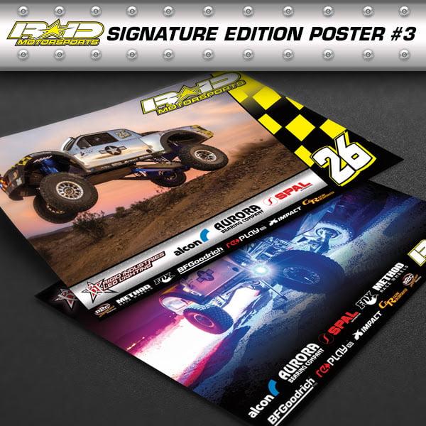 R&D War Machine TT Poster