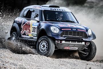 Red Bull Dakar PR