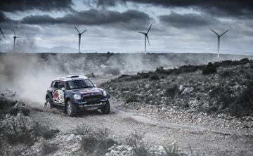 Red Bull Dakar PR 1