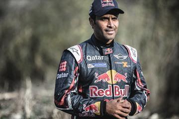 Red Bull Nasser Dakar PR 1