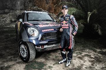 Red Bull Nasser Dakar PR 2