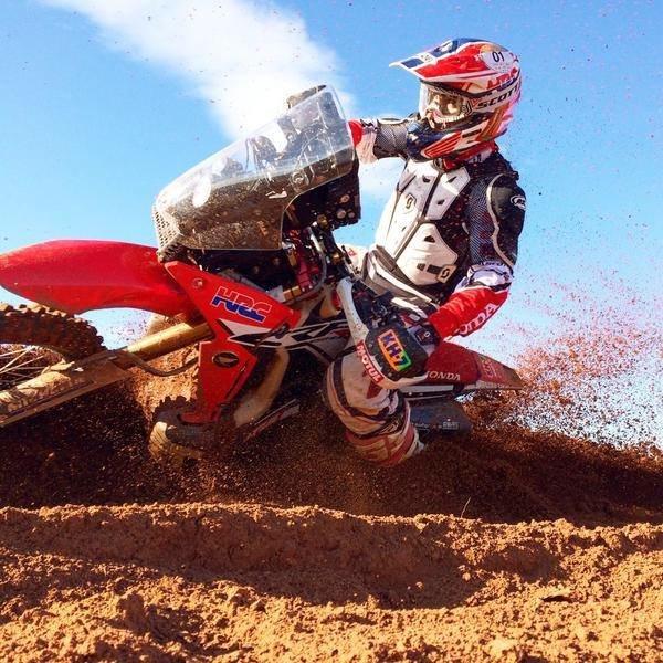 "Paulo ""Speedy"" Goncalves-Photo courtesy of HRC"
