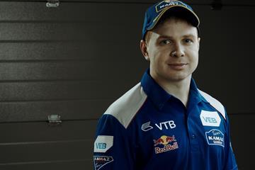 Red Bull Wings Eduard Nikoleav PR