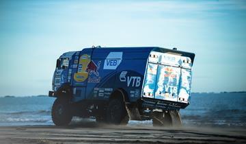 Red Bull Wings Kamaz Action PR 2