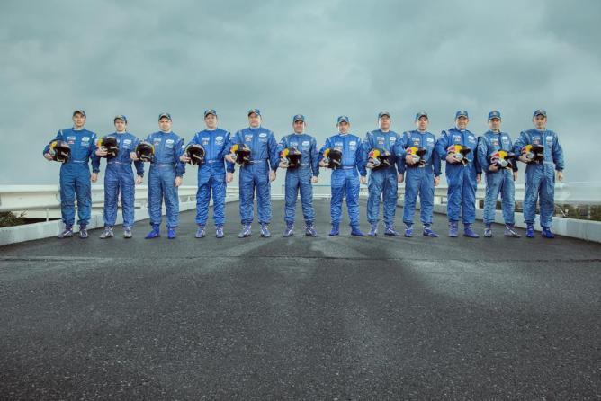 Red Bull Wings Kamaz Master Team PR