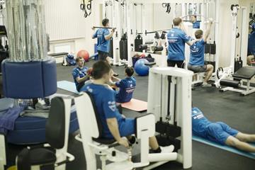 Red Bull Wings Kamaz Master Training