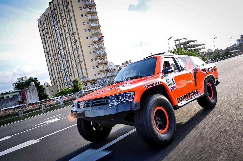 Can An American Win Dakar Robby Gordon Is The Answer
