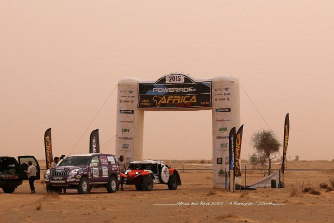 Africa Eco Race Stage 6 PR 2