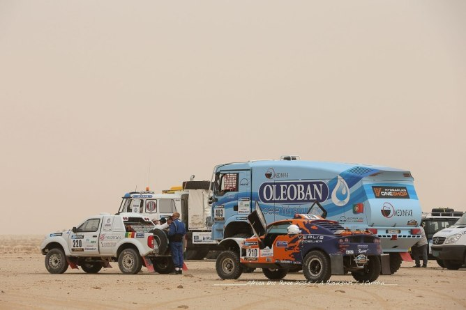Africa Eco Race Stage 6 PR 4
