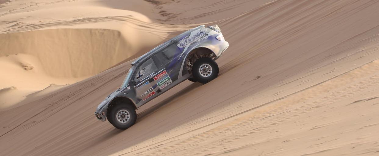 Dakar 2015 El Martillo Final PR2