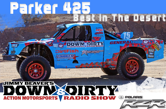 Jim Beaver Parker 425 Header PR