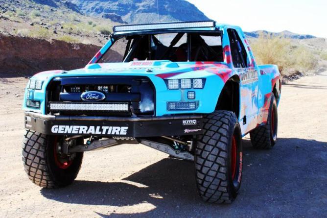 Jim Beaver Parker 425 TT PR
