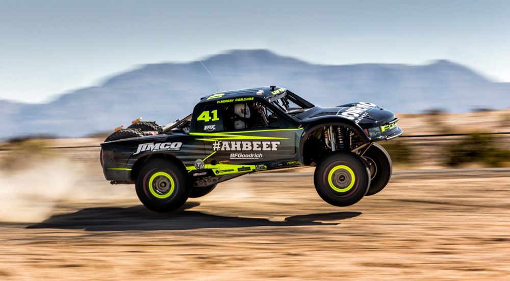 Justin Lofton Debuts New JIMCO Trophy Truck at Best in the ...