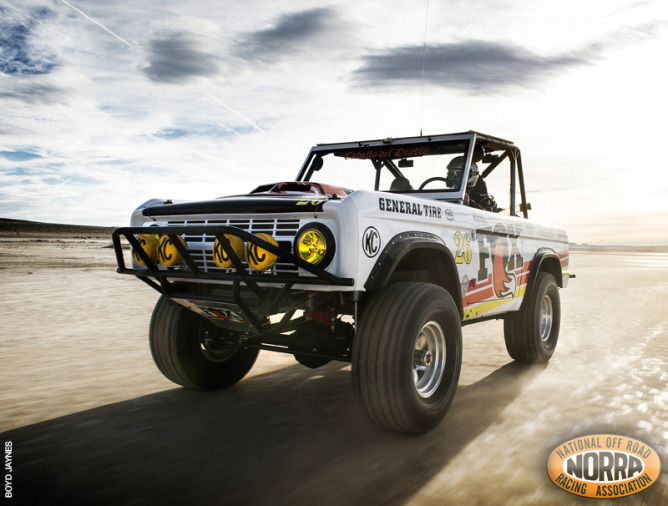 Norra Rally Fox Bronco PR