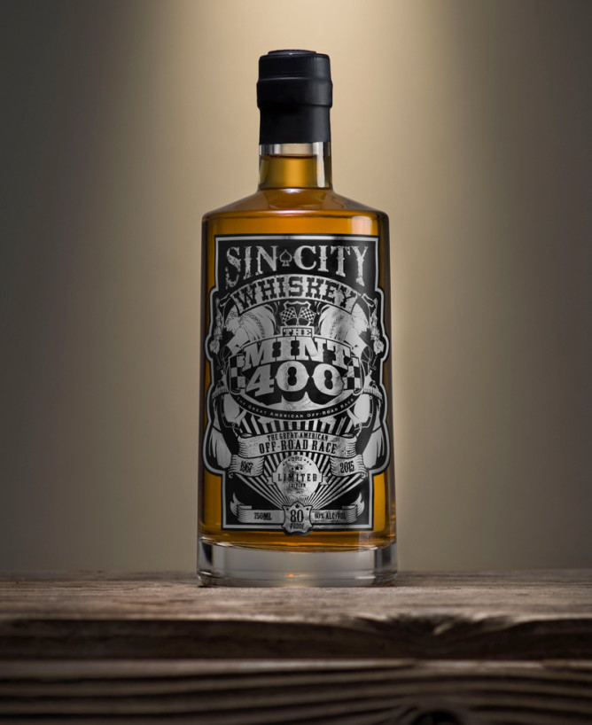 Mint 400 Sin City Whiskey PR