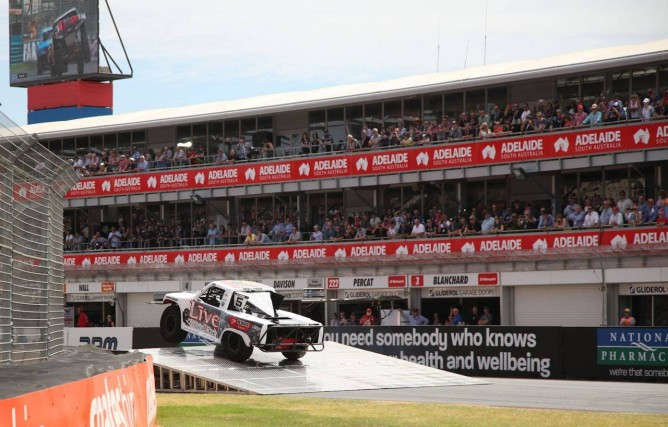Stadium Super Trucks Australia PR