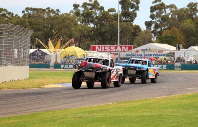 Stadium Super Trucks Australia PR2