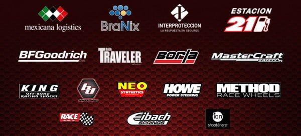 Vildosola Racing Sponsors PR