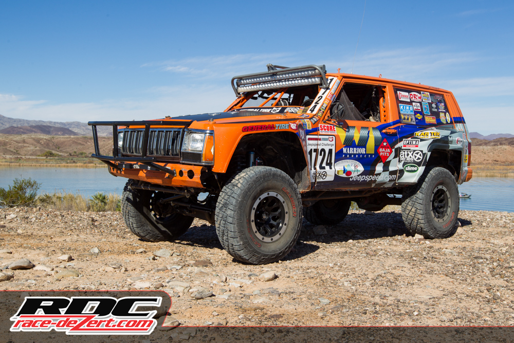Race a Jeep Wrangler: Jeepspeed Is Affordable Off-Road ...