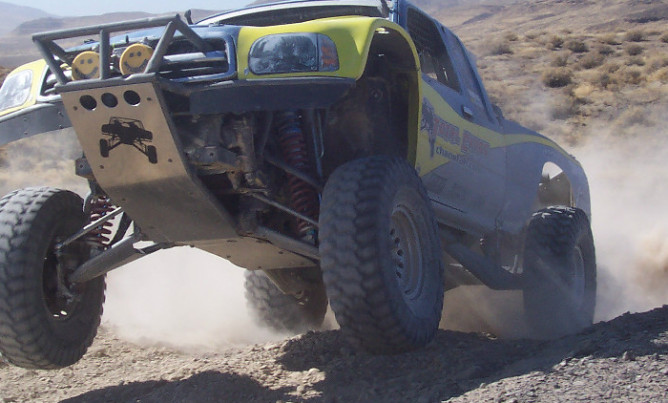 Koenig Racing Motion Tire Ridgecrest PR1