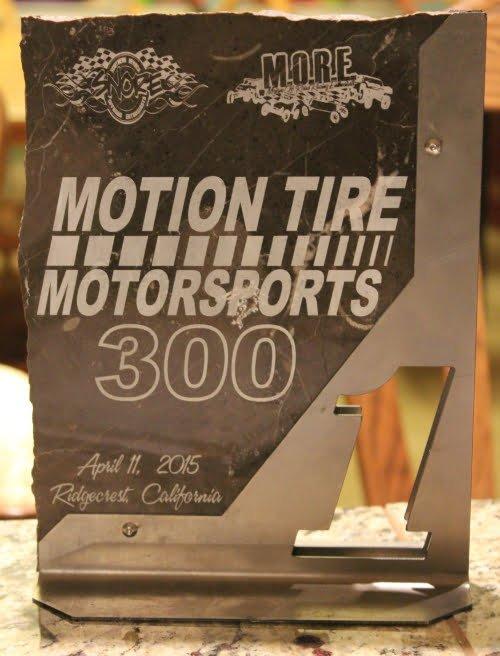 Koenig Racing Motion Tire Ridgecrest PR3