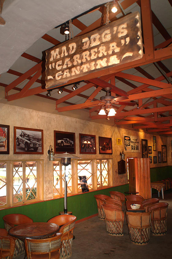 Iconic horsepower ranch to host norra mexican 1000 pre for Ranch house con cantina