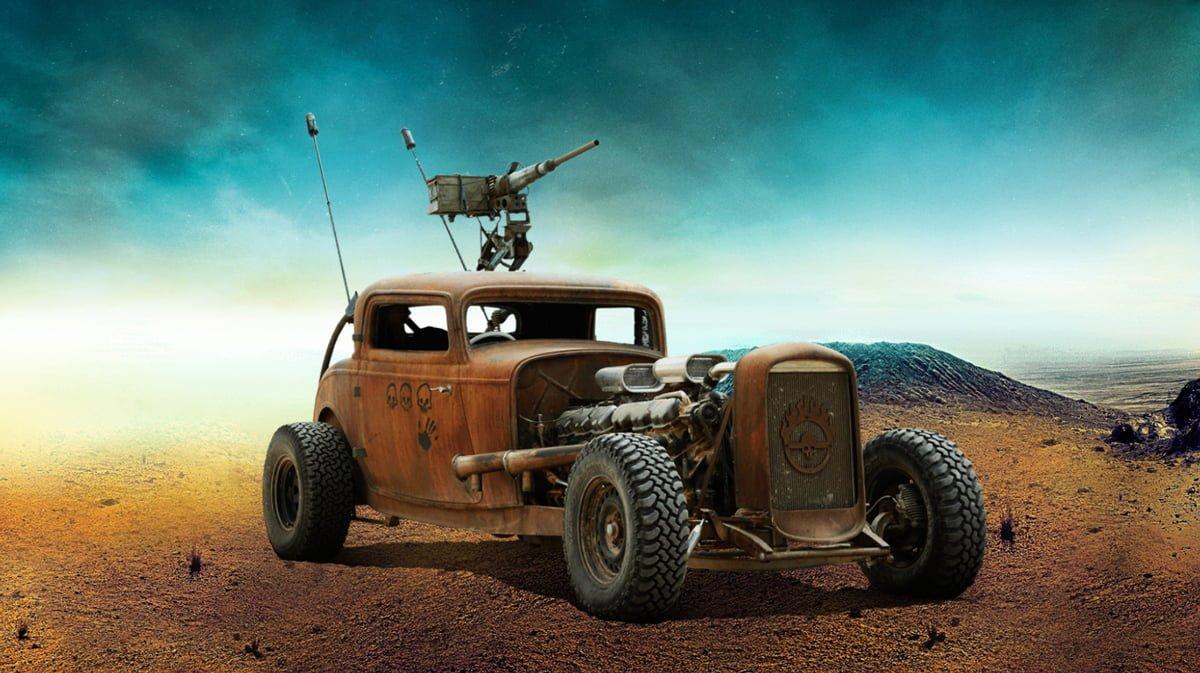 Vehicles Of Mad Max Fury Road 016 Race Dezert Com