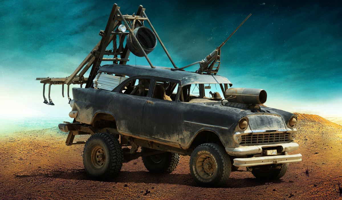 vehicles of mad max fury road 018 race. Black Bedroom Furniture Sets. Home Design Ideas