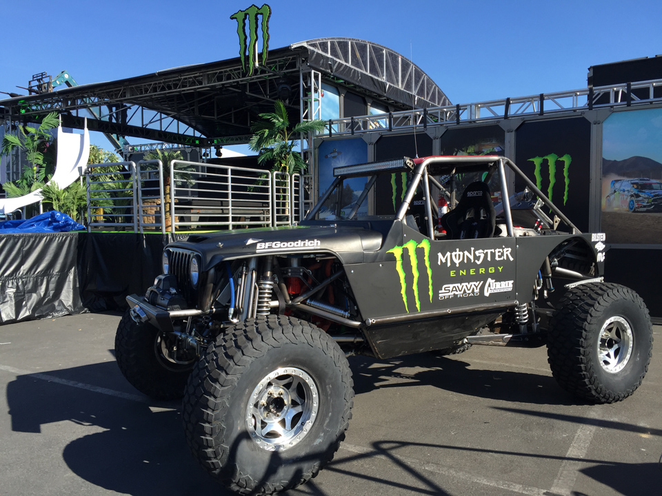Casey Currie To Bring His 4 Wheel Drive King Of The