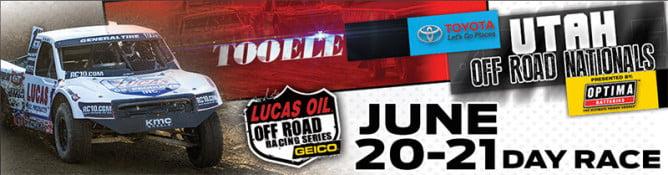 Roberts Racing LOORRS UTAH Pre PR4