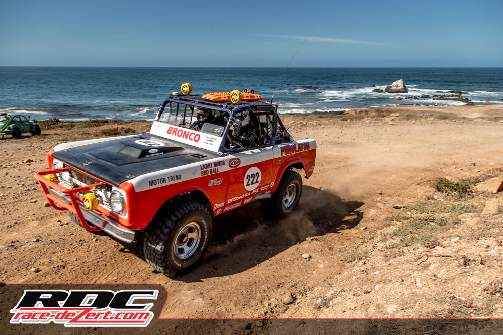 Rod Hall   2015 NORRA Mexican 1000