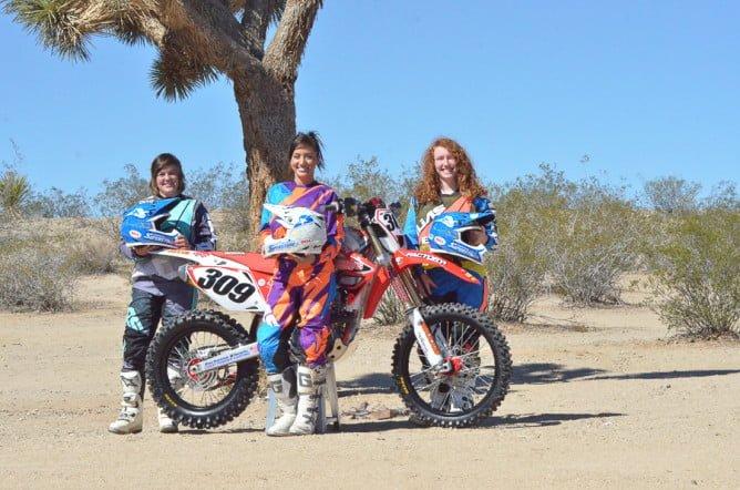 V2R Girls Team PR