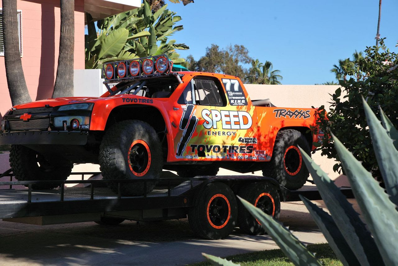 Robby Gordon Set To Start 5th In The 48th Annual Baja 1000