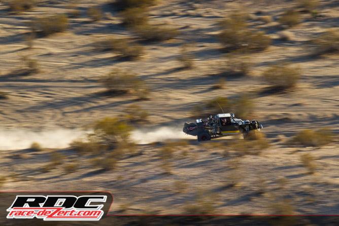 Honda Off-Road Baja 1000 Test