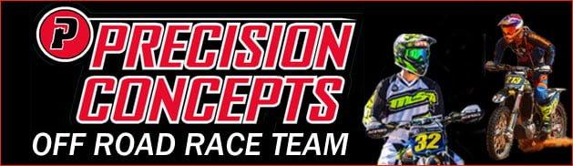 Precision Concepts Racing Team PR