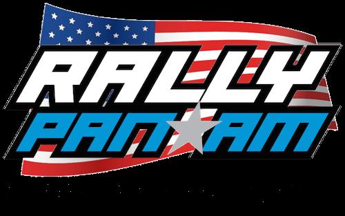 Rally Pan Am Logo