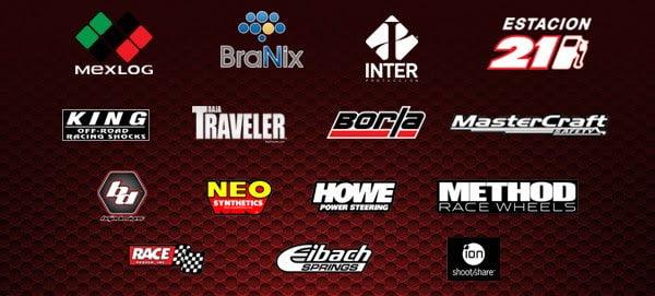 Vildosola Racing Sponsor Footer PR