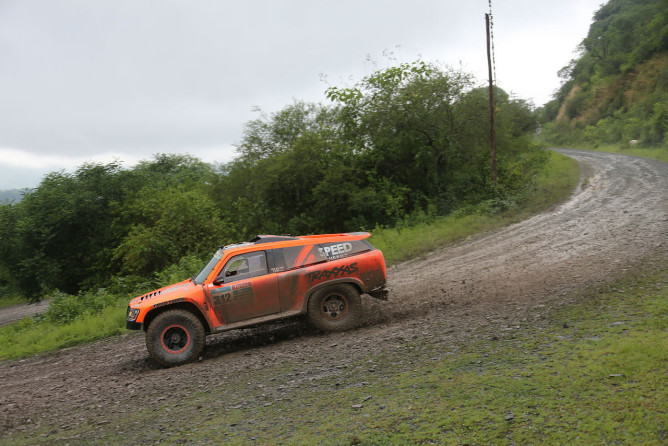 Dakar 2016 RG Stage 3 PR1