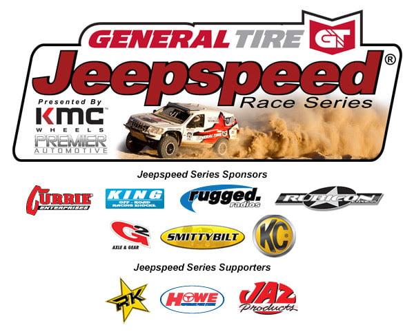 2016 Parker 425 Jeepspeed Sponsors PR
